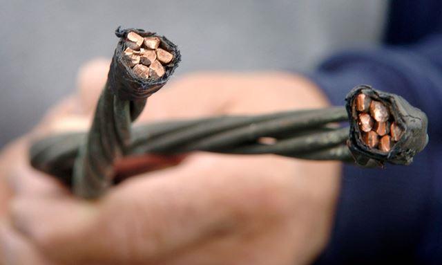Прием лома кабеля МетКом-Трейд